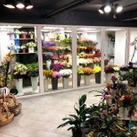 Открылся новый салон «Русский букет» в Новосибирске!